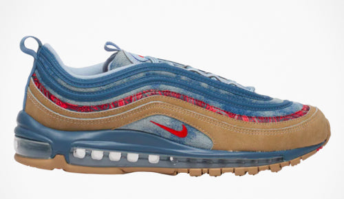 outlet store a7476 8a1b2 Nike Air Max 97 Wild West