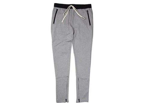 6a09eec56 FEAR OF GOD Selvedge Drawstring Chino Silver grey