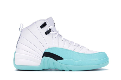241deba7b7c3 Air Jordan 12 Retro Light Aqua (GS)