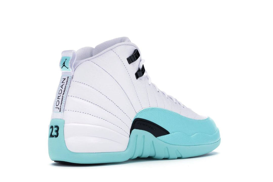 Air Jordan 12 Retro Light Aqua (GS)