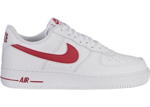 Nike Air Force 1 Low White Gym Red