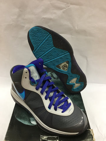 VNDS Nike LeBron 8 V/2 Summit Lake Hornets