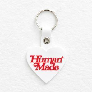 Human Made x Girls Don't Cry Heart Logo Keychain