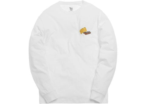 Kith x Tom & Jerry L/S Cheese Tee