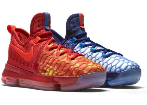 KD 9 Fire and Ice (GS)
