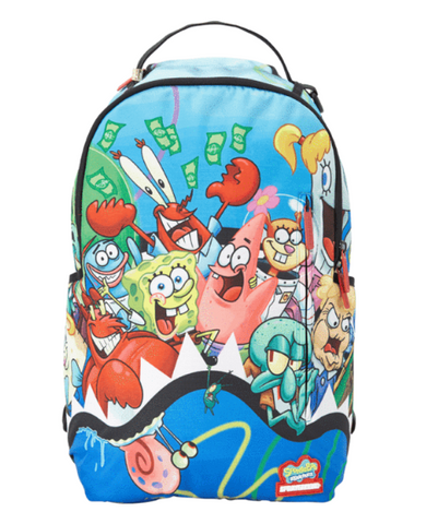 SPRAYGROUND Spongebob Squad Backpack