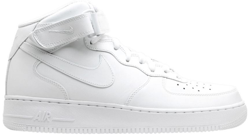 Nike Air Force 1 Mid White '07