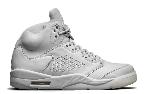 Air Jordan 5 Premium V Pinnacle Pure Platinum