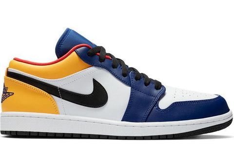Air Jordan 1 Low Royal Yellow