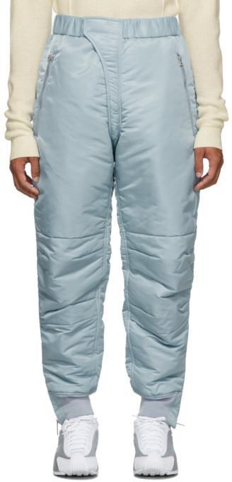 Ambush Blue M41 Paint Trousers