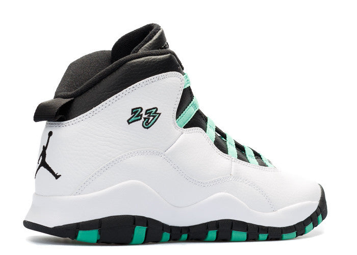 "Air Jordan 10 Retro ""Verde"" GS"