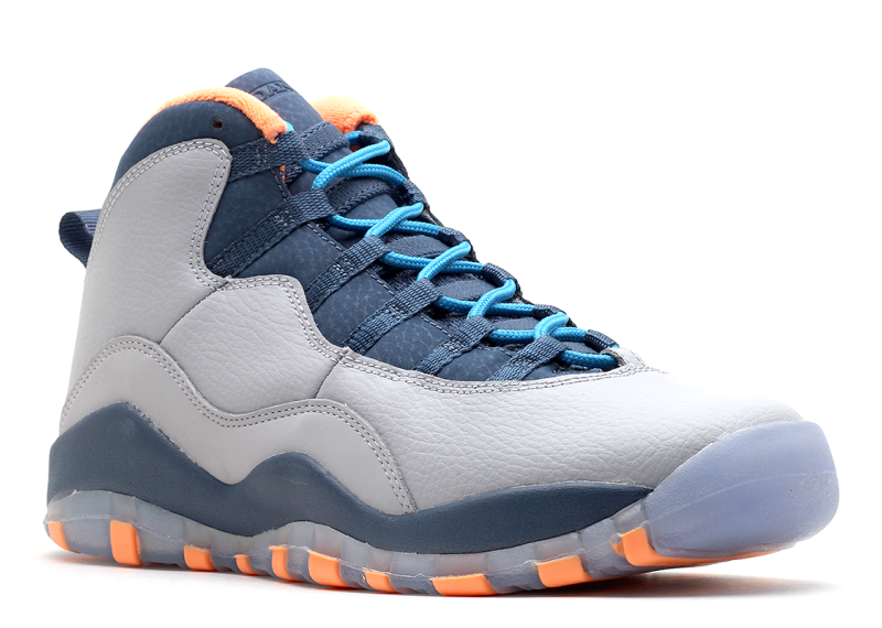 Air Jordan 10 Retro Bobcats GS