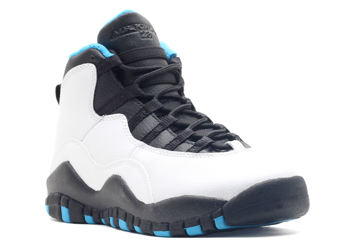 "Air Jordan 10 Retro ""Powder Blue"" GS"
