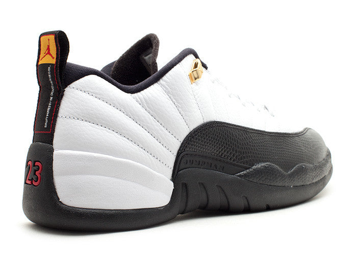 separation shoes cd97d f5350 Air Jordan 12 Retro Low Taxi (2011)