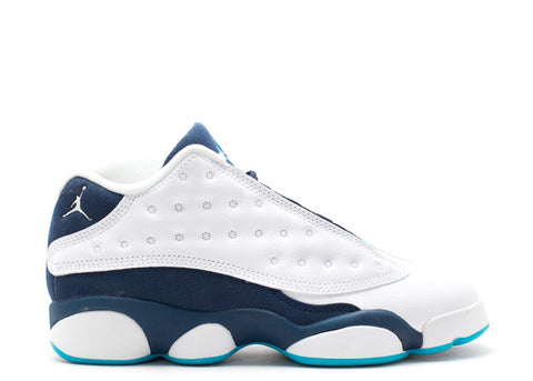 "Air Jordan 13 Retro Low BG ""Hornets"" GS"