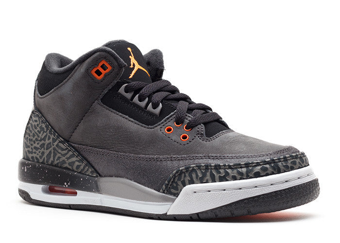 "Air Jordan 3 Retro ""Fear"" GS"