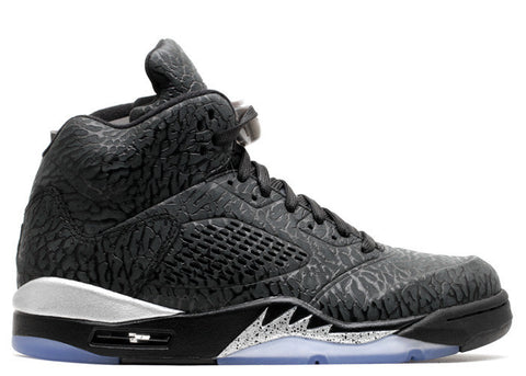 "Air Jordan 5 Retro ""3Lab5 Black Metallic"""