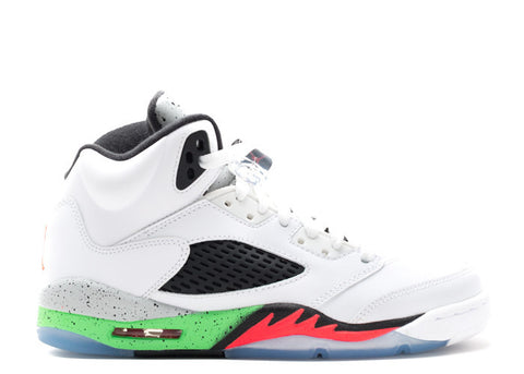"Air Jordan 5 Retro ""Poison Pro Stars"" GS"