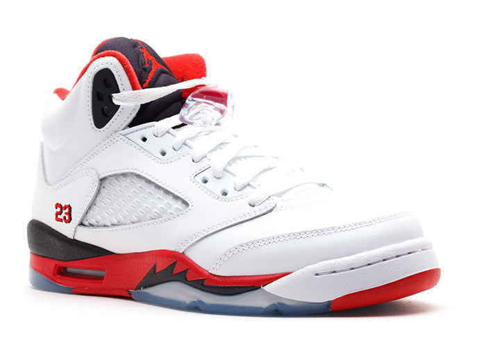 "Air Jordan 5 Retro ""Fire Red"" (2013) GS"