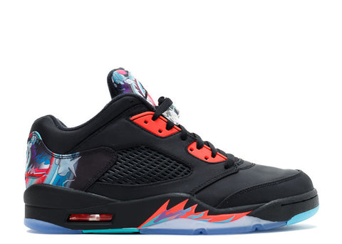 "Air Jordan Retro 5 Low ""Chinese New Year"""