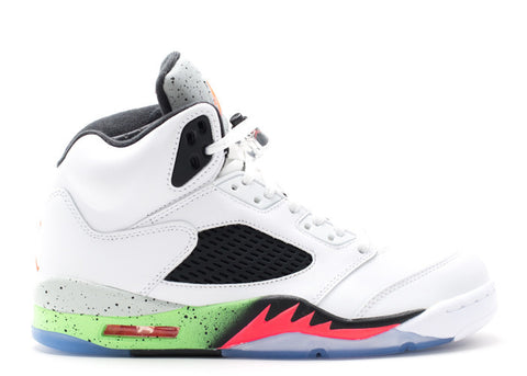 "Air Jordan 5 Retro ""Poison Pro Stars"""