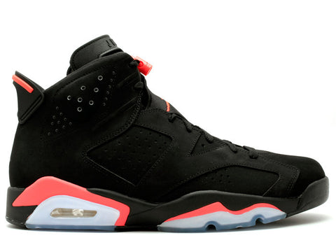 Air Jordan 6 Retro Black Infrared 2014