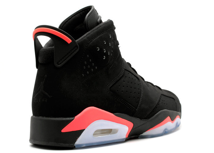"Air Jordan 6 Retro ""Infrared"" Mens"