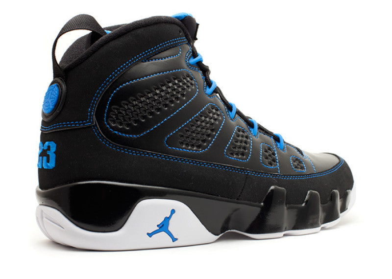 cheap for discount acdba 95bb8 Air Jordan 9 Retro Photo Blue