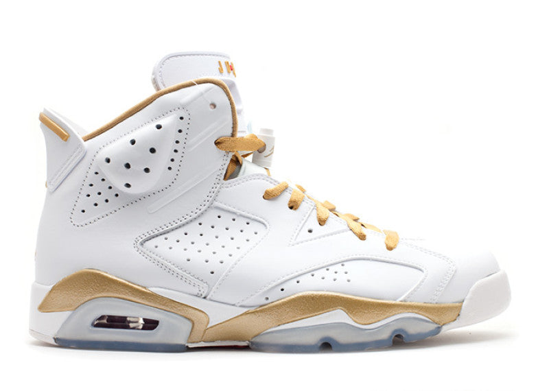 separation shoes 202f9 bc992 Air Jordan 6 Retro Golden Moments Pack. Previous Next