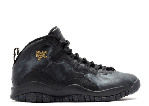 "Air Jordan 10 Retro ""NYC"" GS"