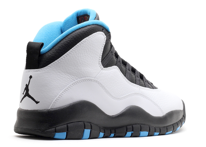 "Air Jordan 10 Retro ""Powder Blue"" 2014 Mens"