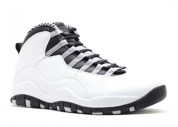 "Air Jordan 10 Retro ""Steel"" (2013)"