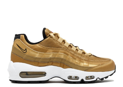 Nike Womens Air Max 95 Metallic Gold