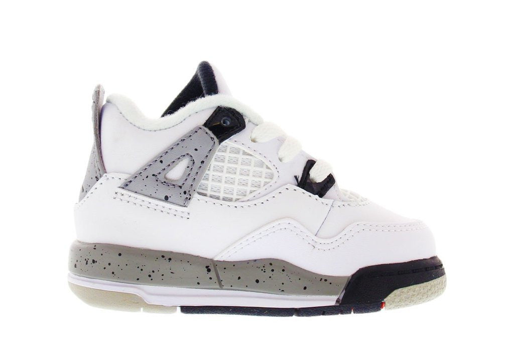 15da5b3d6c39 Toddler Air Jordan 4 Retro White Cement 2012 – Kickzr4us
