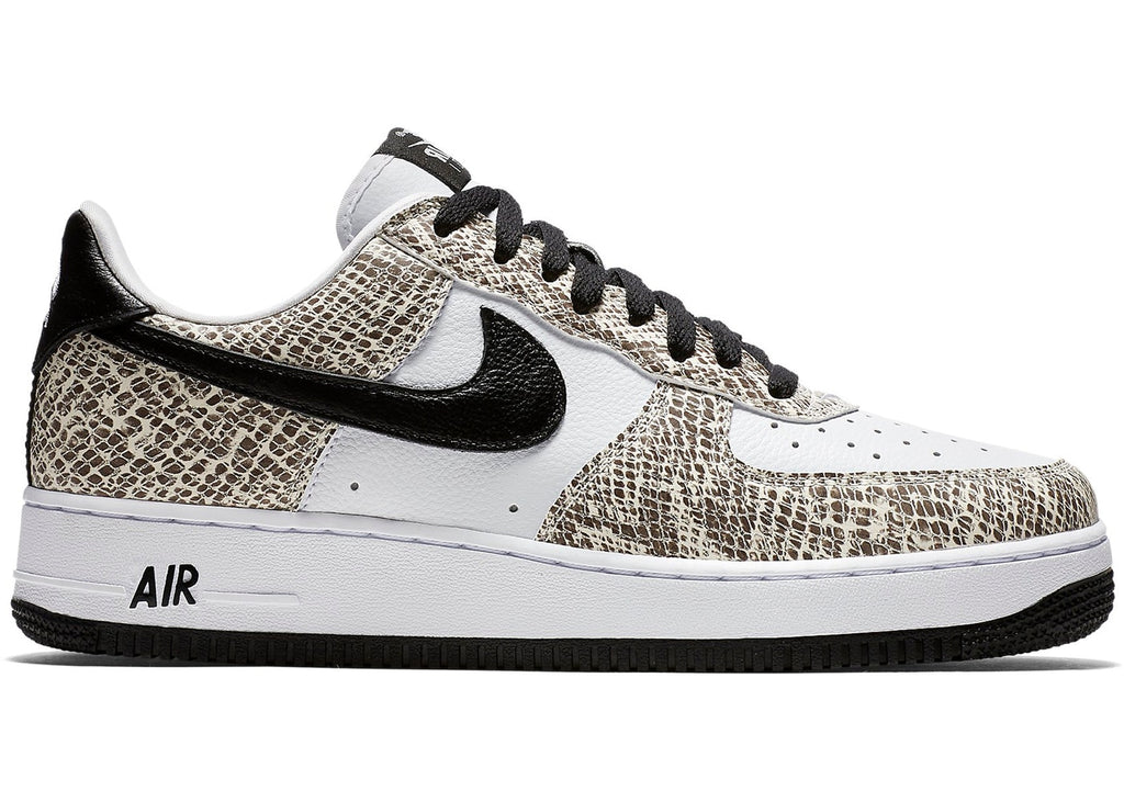 official photos 99b12 2a86d Nike Air Force 1 Low Retro Cocoa Snake (2018)