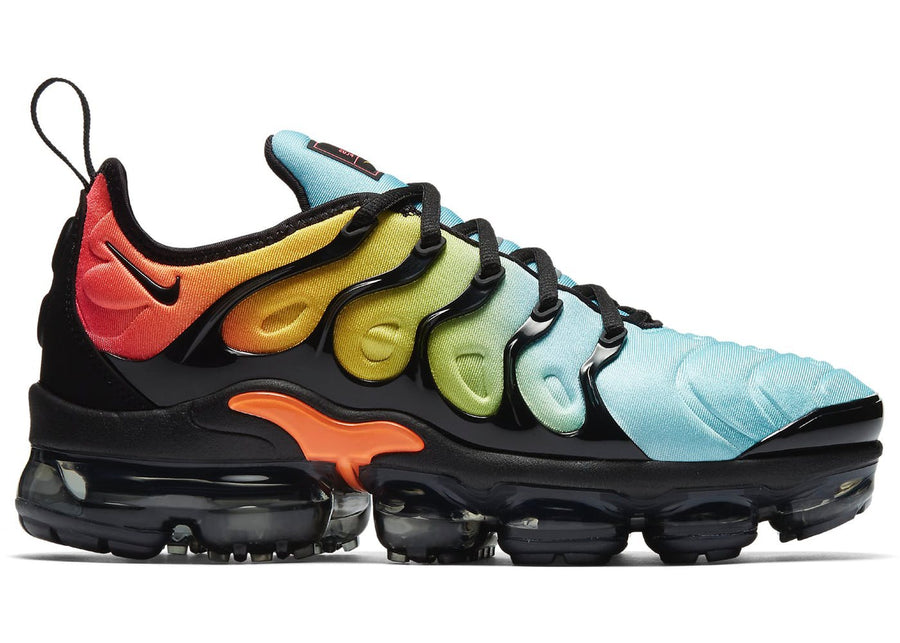 Nike Womens Air Vapormax Plus Bleached Aqua