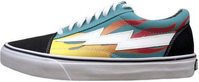 Revenge X Storm Low Top Teal (With