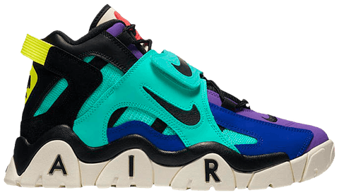 Air Barrage Mid Atmos Pop the Street Collection