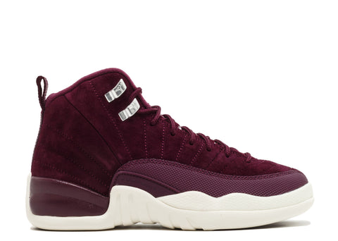 Air Jordan 12 Retro Bordeaux GS