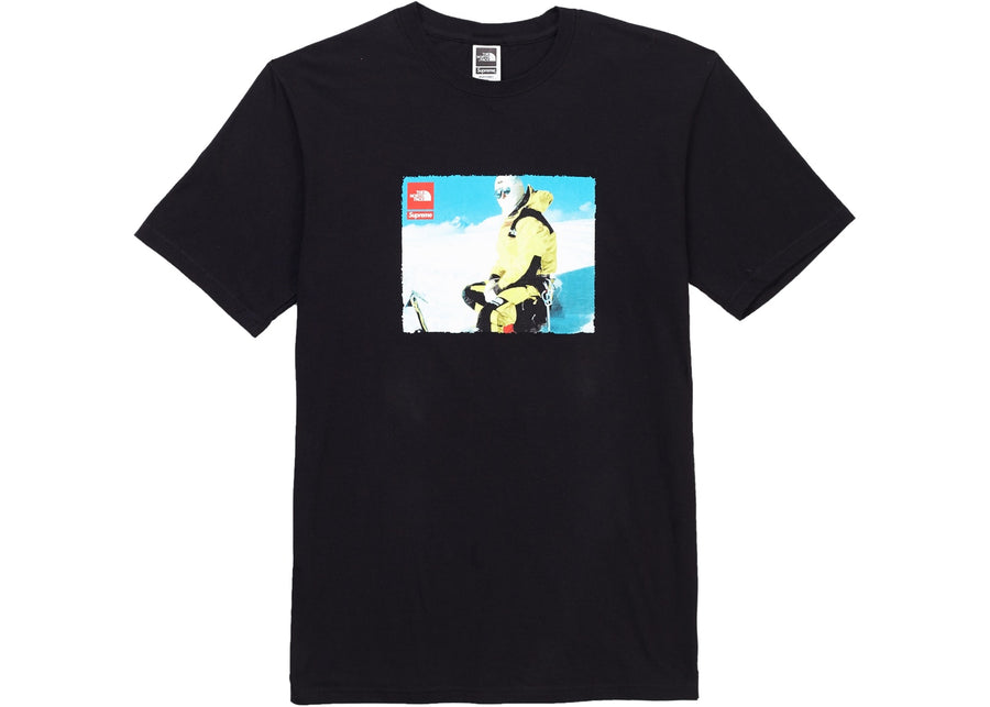 Supreme The North Face Photo Tee Black