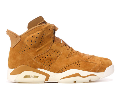 Air Jordan 6 Retro Golden Harvest