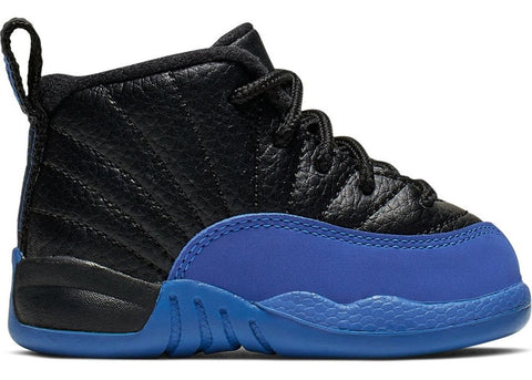 Air Jordan 12 Retro Black Game Royal (TD)