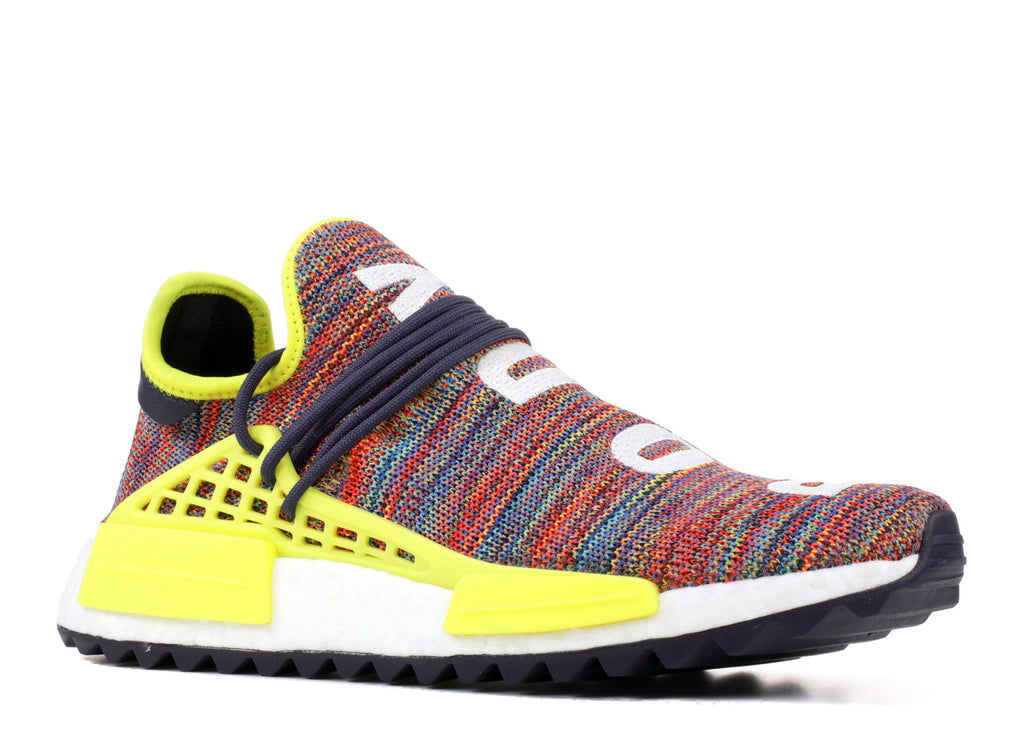 Adidas Pharrell NMD Human Race Trail Noble Ink