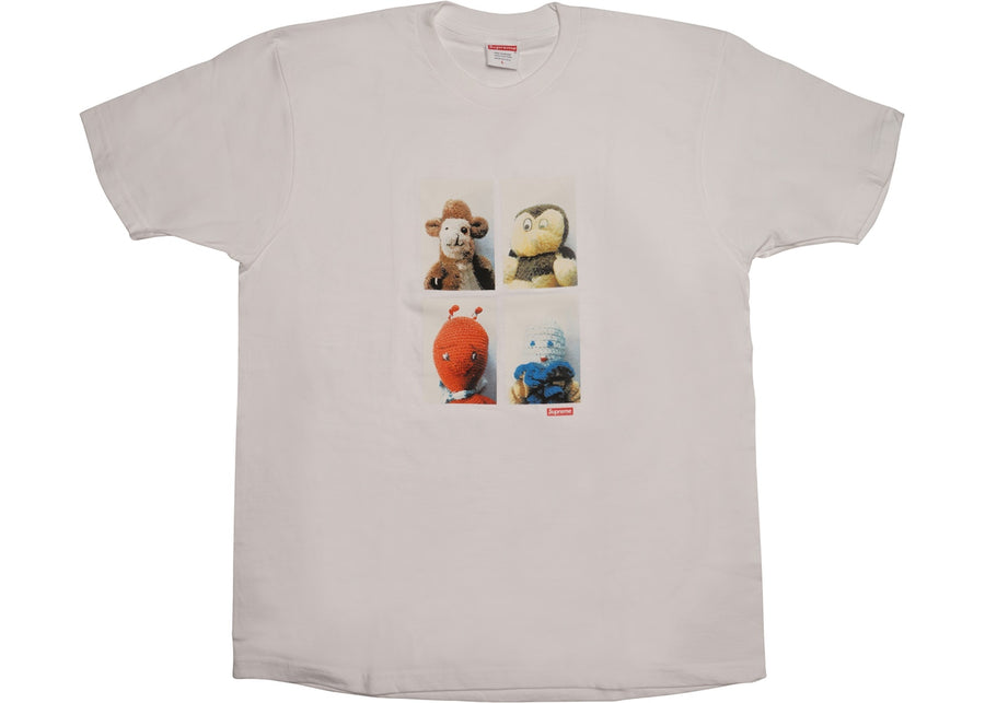 Supreme Mike Kelley AhhYouth! Tee White
