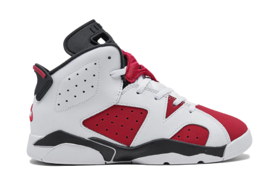 Air Jordan 6 Retro Carmine 2021 (PS)