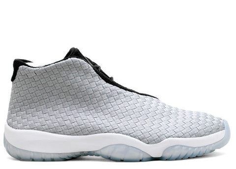 "Air Jordan Future Premium ""Metallic Silver/Black"""