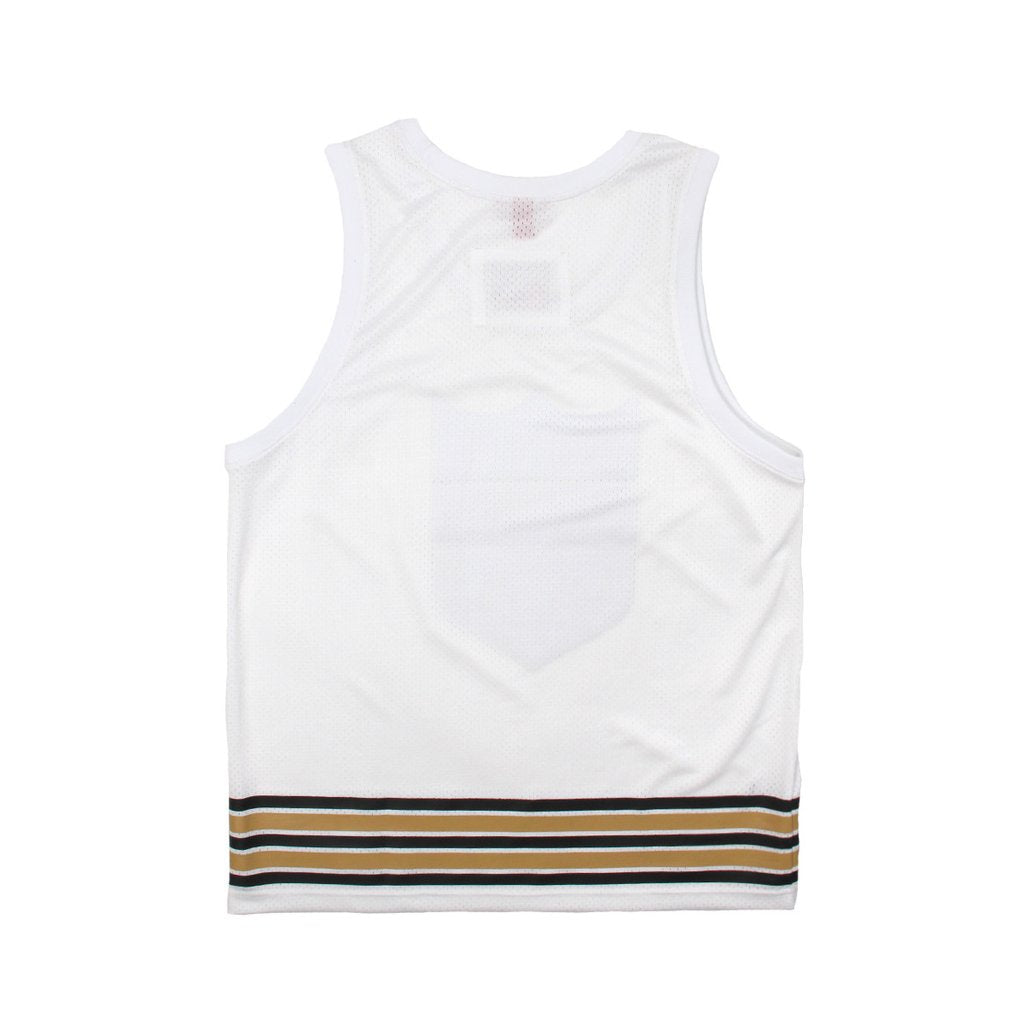 MITCHELL & NESS X CONCEPTS MESH TANK-TOP NEW ORLEANS SAINTS