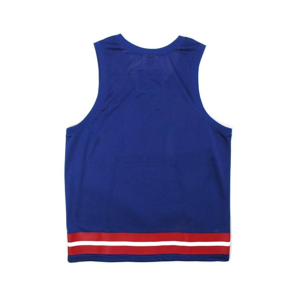 MITCHELL & NESS X CONCEPTS MESH TANK-TOP NEW YORK GIANTS
