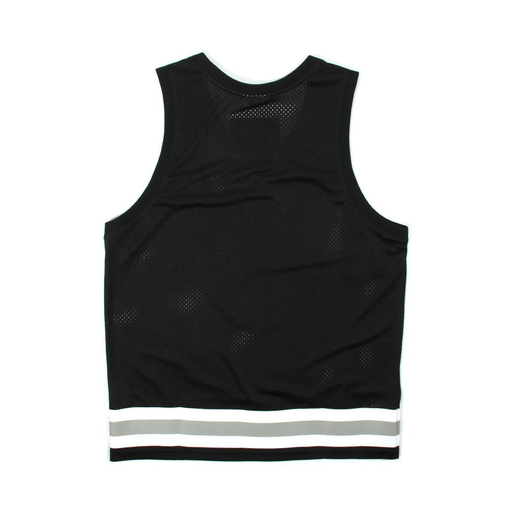 MITCHELL & NESS X CONCEPTS MESH TANK-TOP OAKLAND RAIDERS