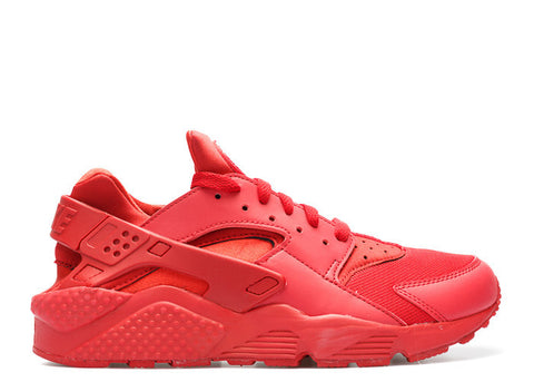 "Nike Air Huarache ""Triple Red"" Mens"
